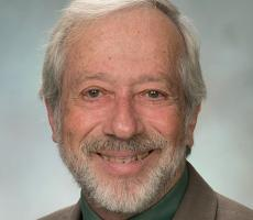 Professor Weinberg's profile picture. The photo is a headshot of Dr. Weinberg smiling.